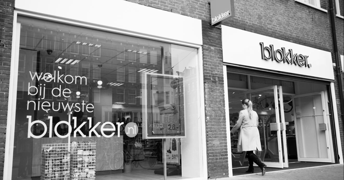 Innovative Retailer Blokker Transforms #CX with QuandaGo