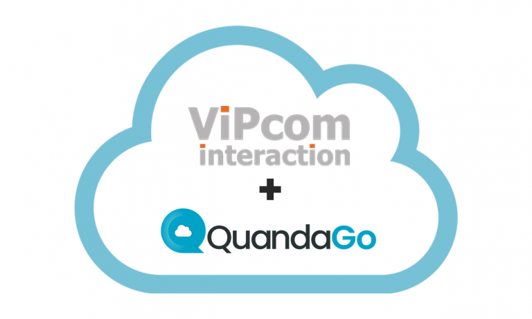 ViPcom and QuandaGo partner on Cloud Contact Centers