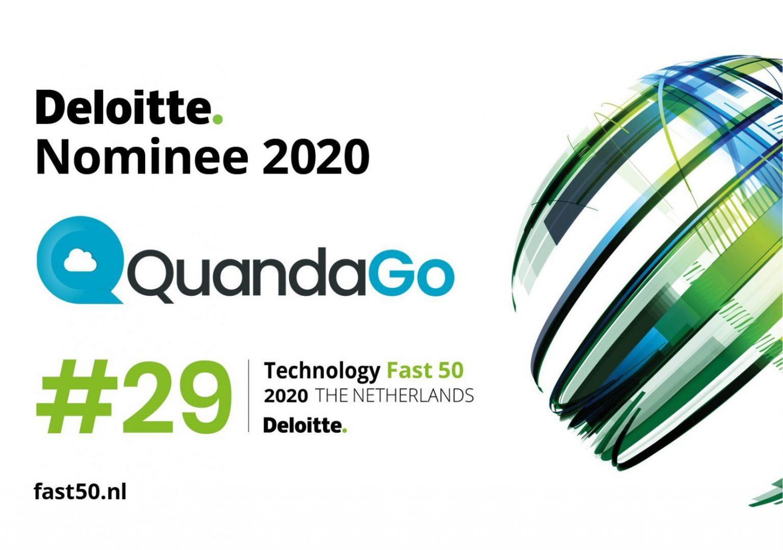 QuandaGo Deloitte Technology Fast 50