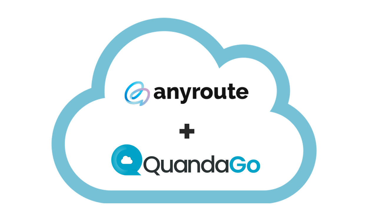 QuandaGo and Anyroute Empower Microsoft Teams Users
