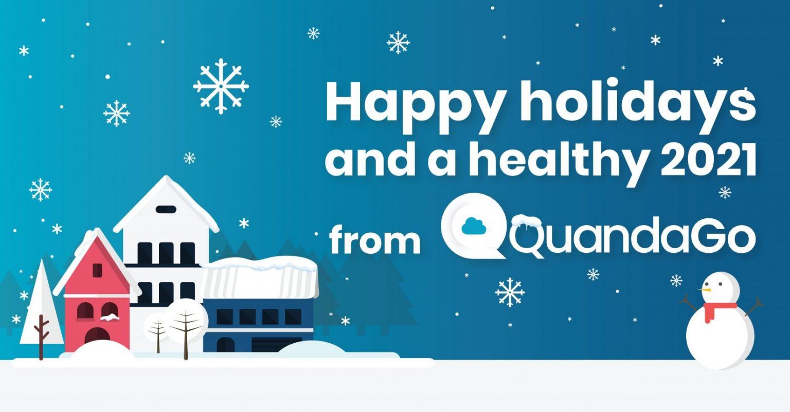 Wishing You a Healthy and Happy Holidays!
