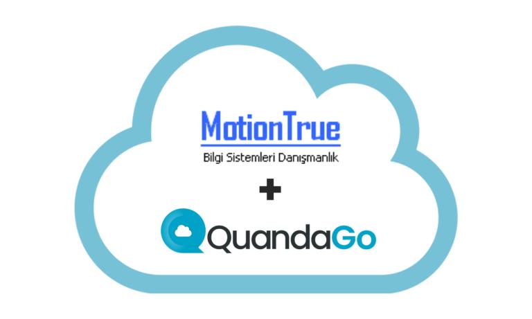 MotionTrue Partner QuandaGo Turkey
