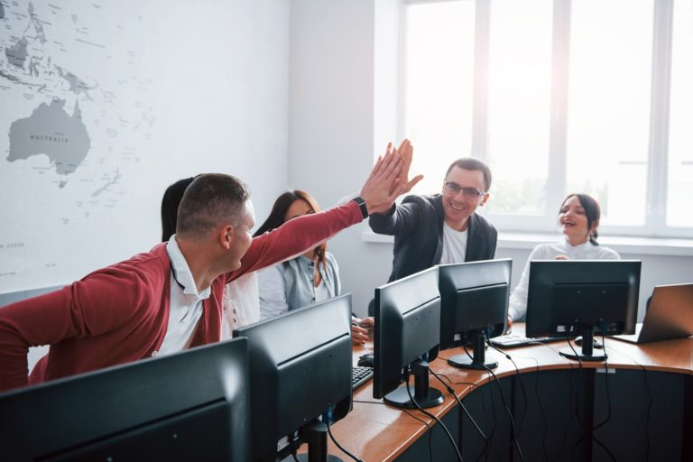 Omnichannel call center succesful example